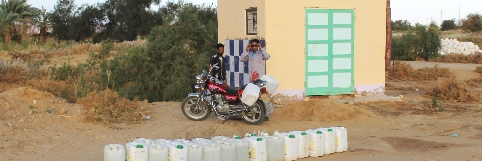 SuMeWa|IRON| AUTARCON water supply units create business opportunities in Egypt