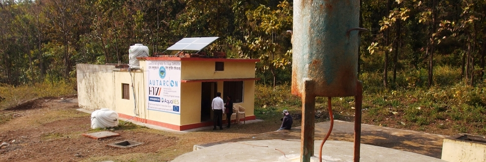 News| AquaNES project in India    Successfull combination of SuMeWa|SYSTEM with Riverbank Filtration (RBF) for safe village water supply in Uttarakhand... more