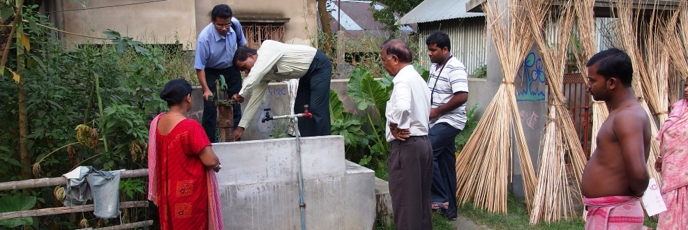 News| SuMeWa|SYSTEM removes Arsenic from contaminated Groundwater    New publication about AUTARCON SolArEx approach available... more